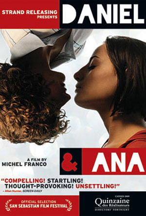 Daniel and Ana Poster #1