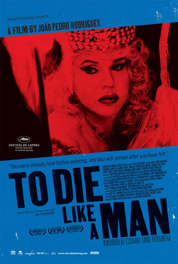 To Die Like a Man Poster #1