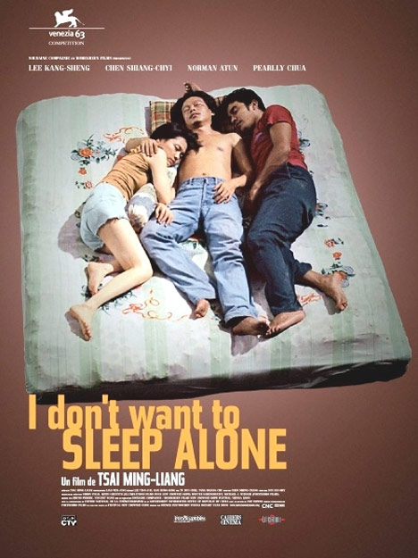 I Don't Want to Sleep Alone Poster #1