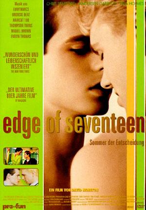 Edge of Seventeen Poster #2