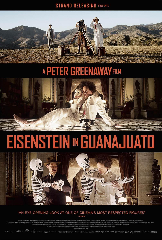 Eisenstein in Guanajuato Poster #2