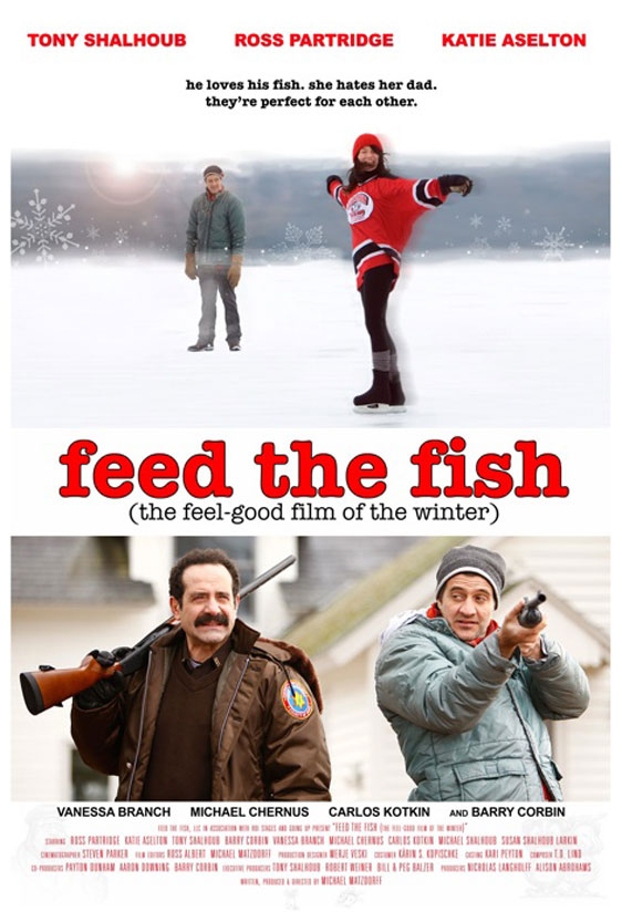 Feed the Fish Poster #1