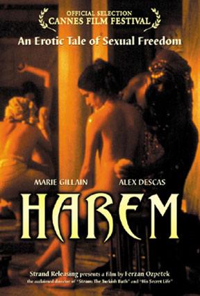 Harem Poster #1