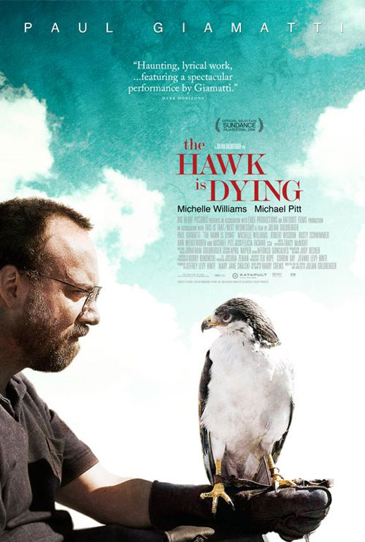 The Hawk is Dying Poster #1