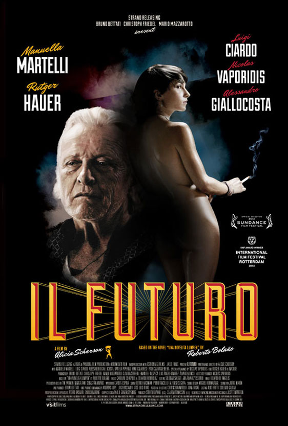 The Future (Il futuro) Poster #1