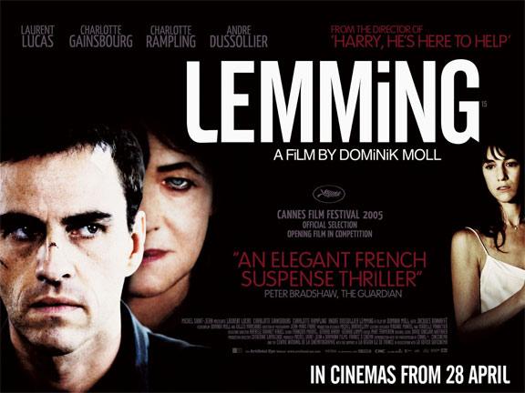 Lemming Poster #2