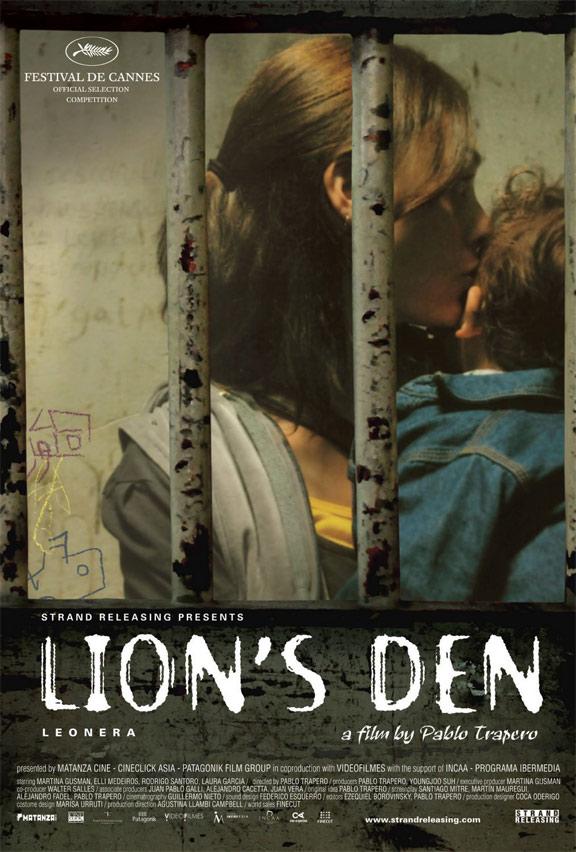 Lion's Den Poster #1