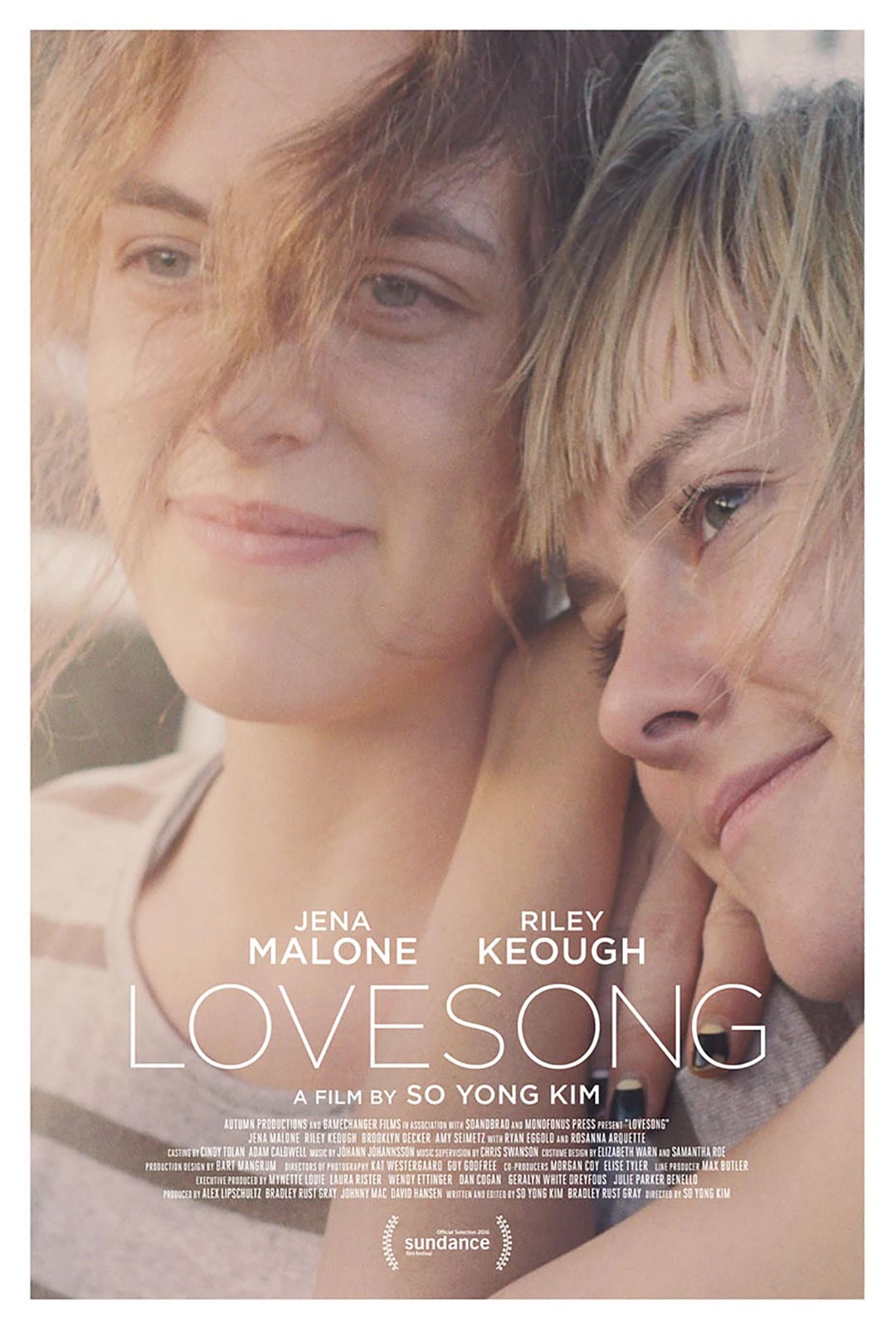 Lovesong Poster #1