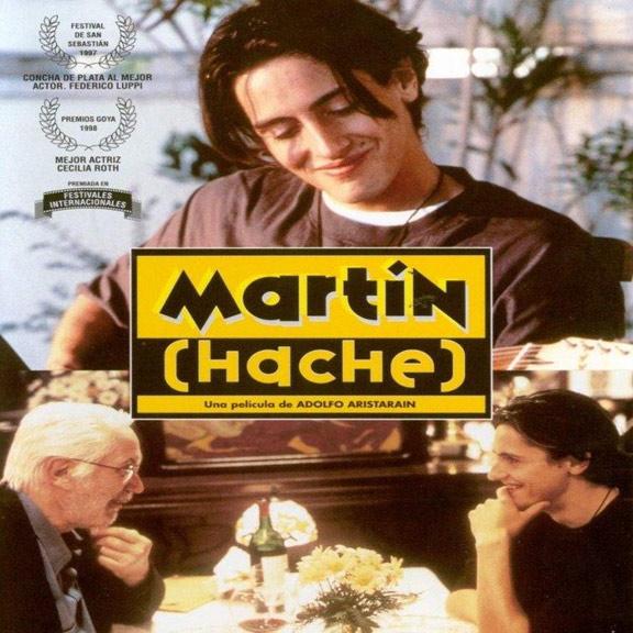 Martin (Hache) Poster #2