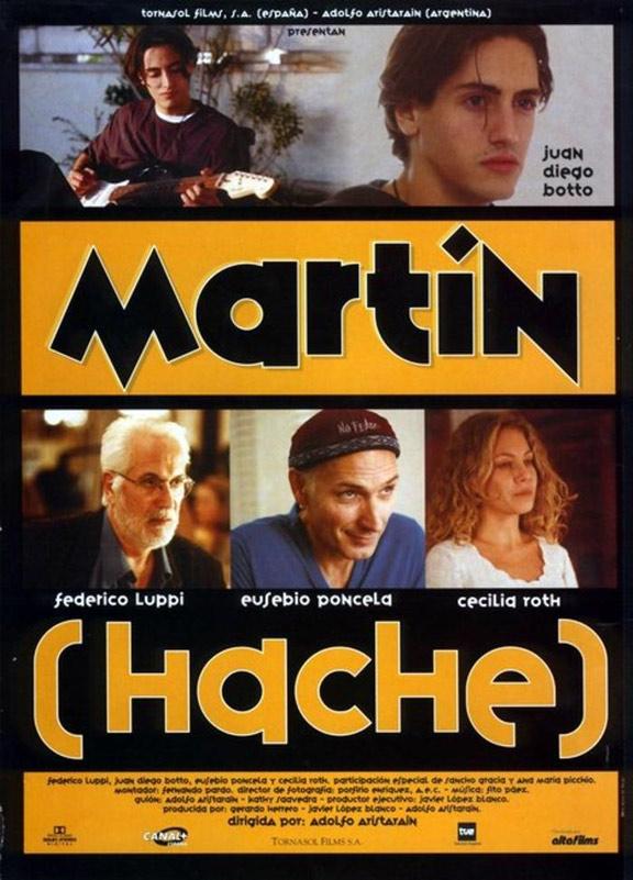 Martin (Hache) Poster #1