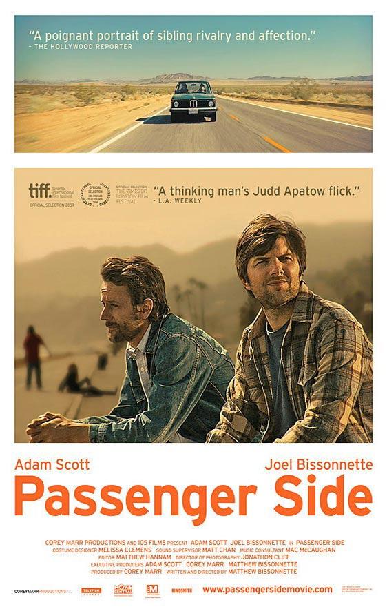 Passenger Side Poster #1