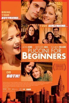 Puccini for Beginners Poster #2