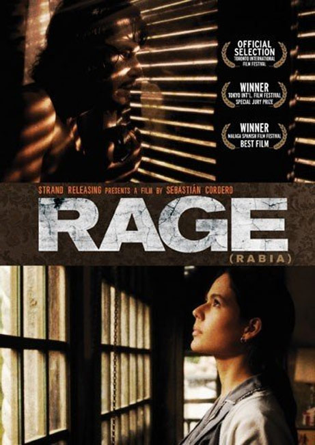 Rage (Rabia) Poster #1