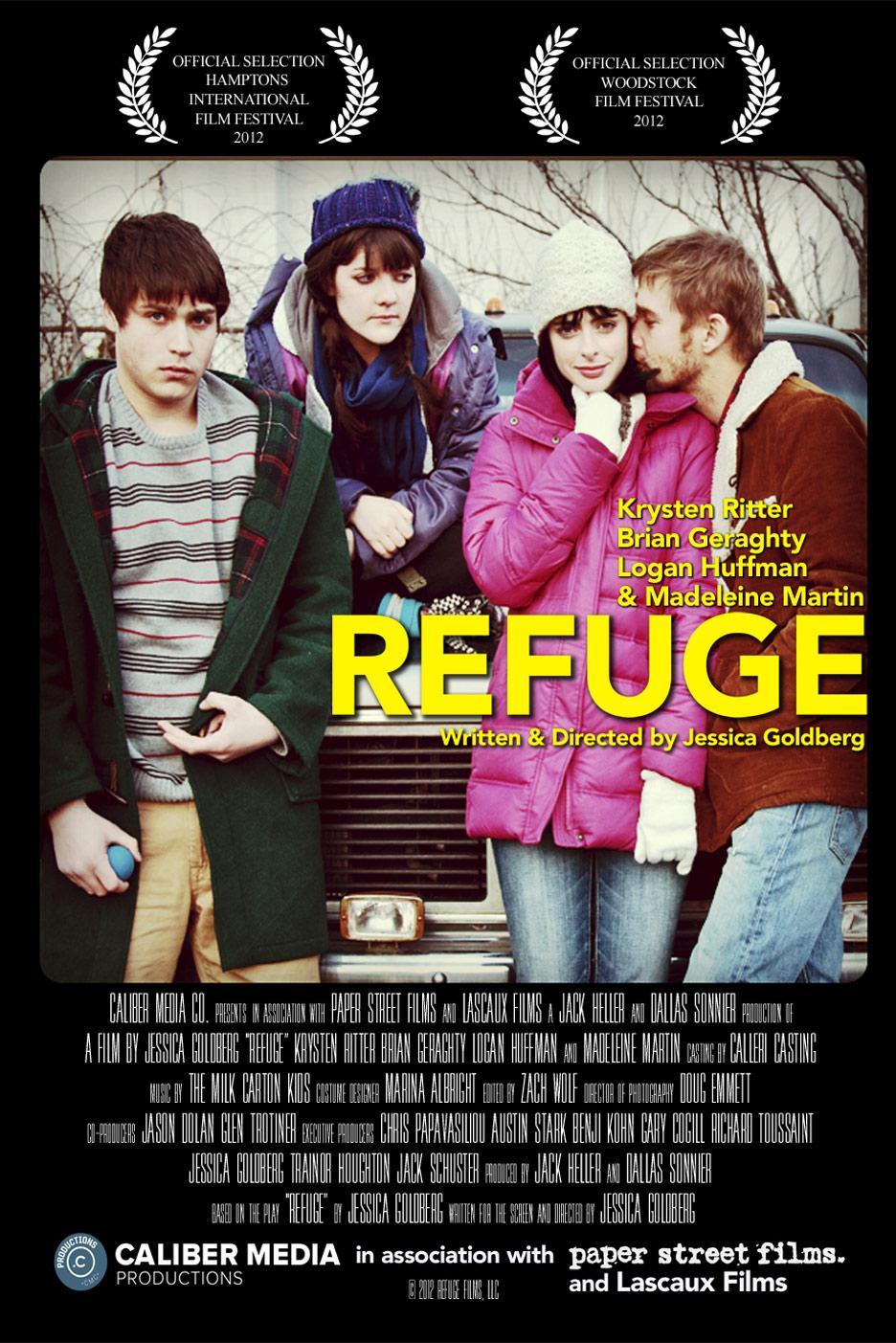 Refuge Poster #1
