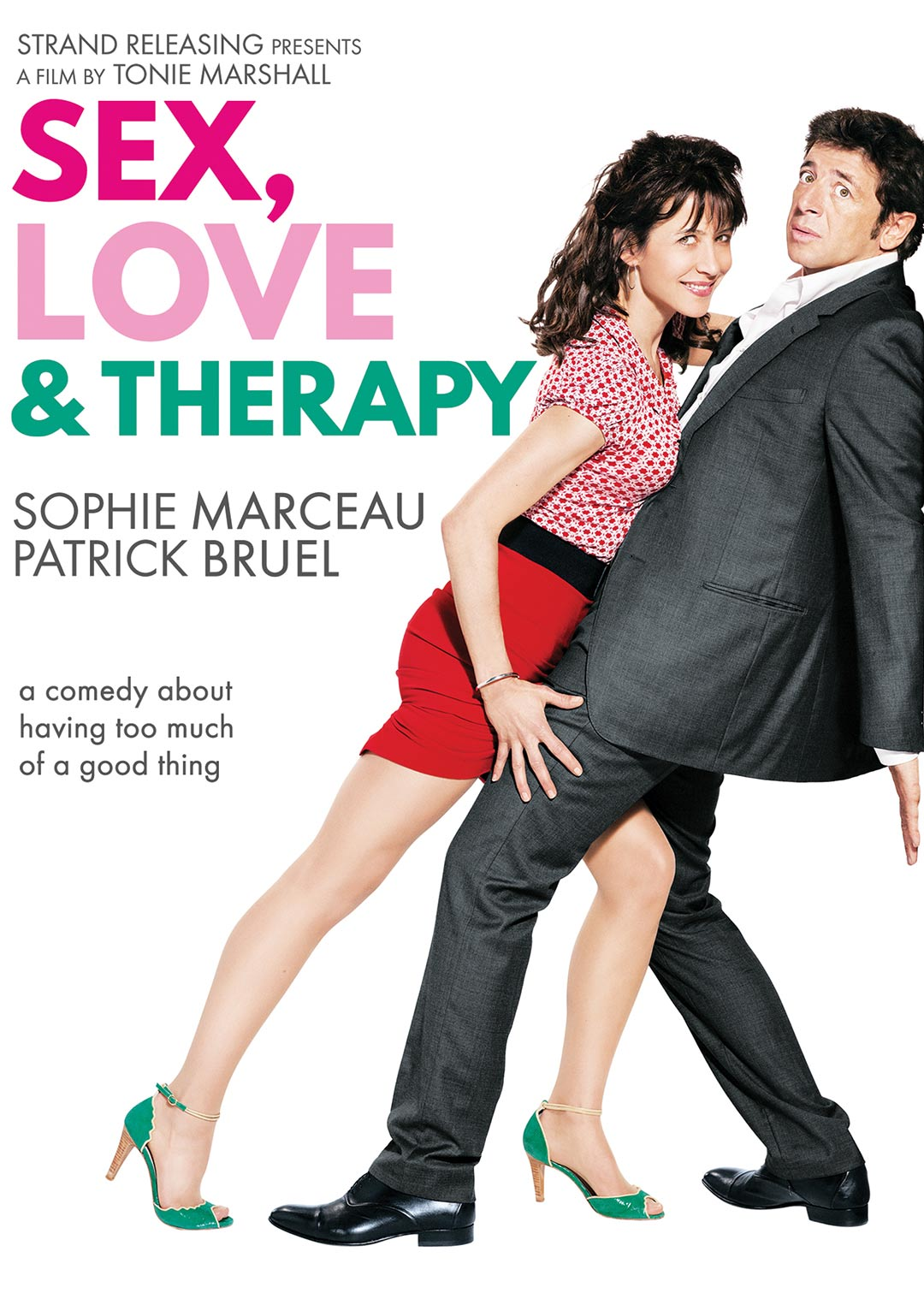 Sex, Love & Therapy Poster #1
