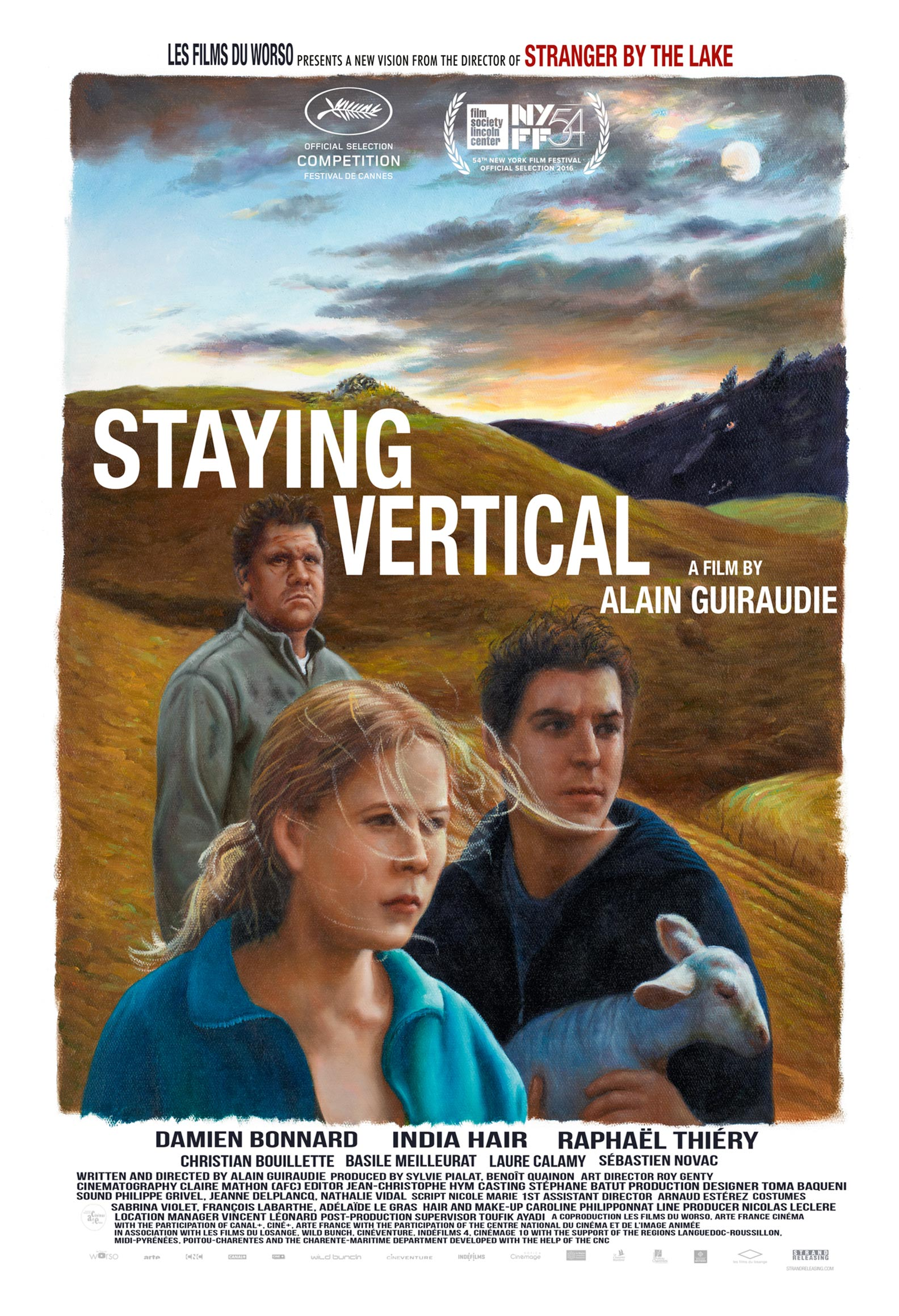 Staying Vertical Poster #1