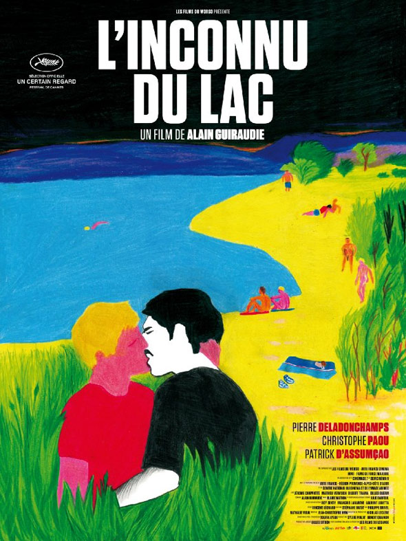 Stranger by the Lake Poster #1