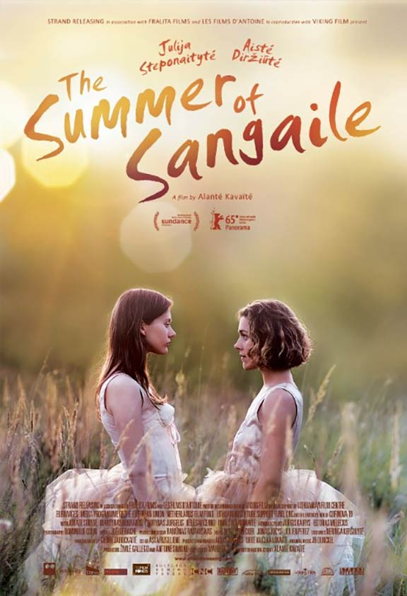 The Summer of Sangaile Poster #1