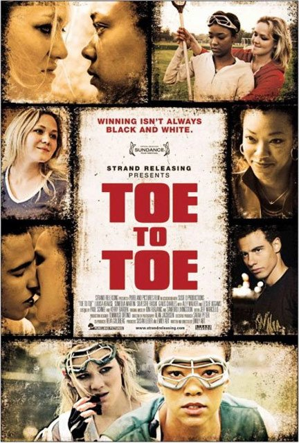 Toe to Toe Poster #1