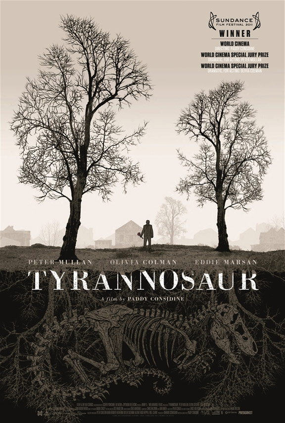 Tyrannosaur Poster #1