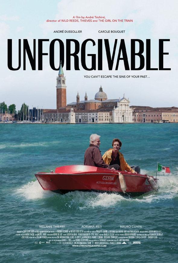 Unforgivable Poster #1
