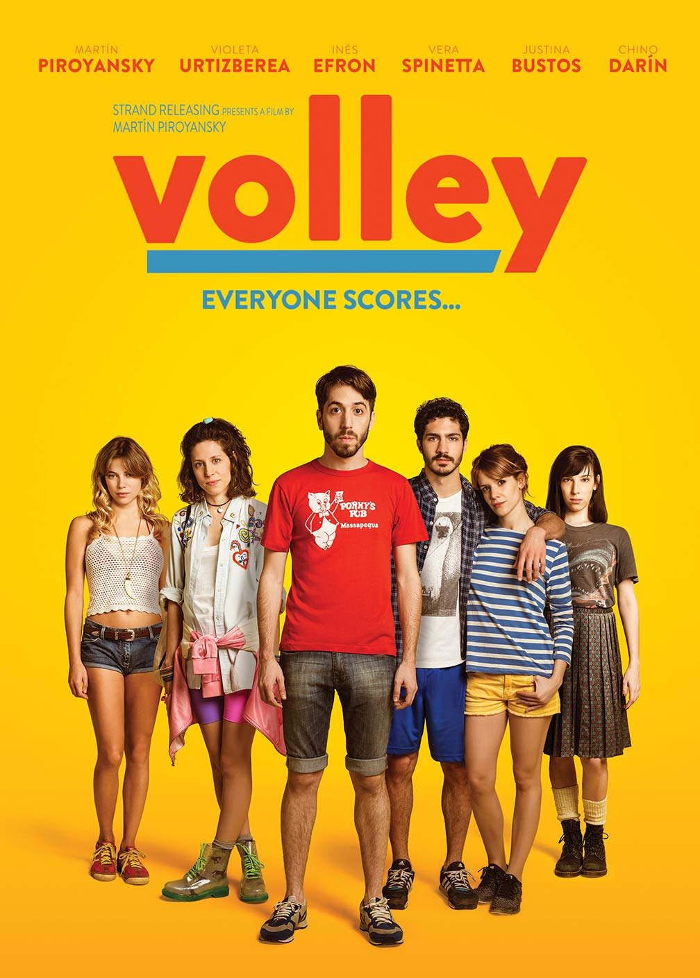 Volley Poster #1