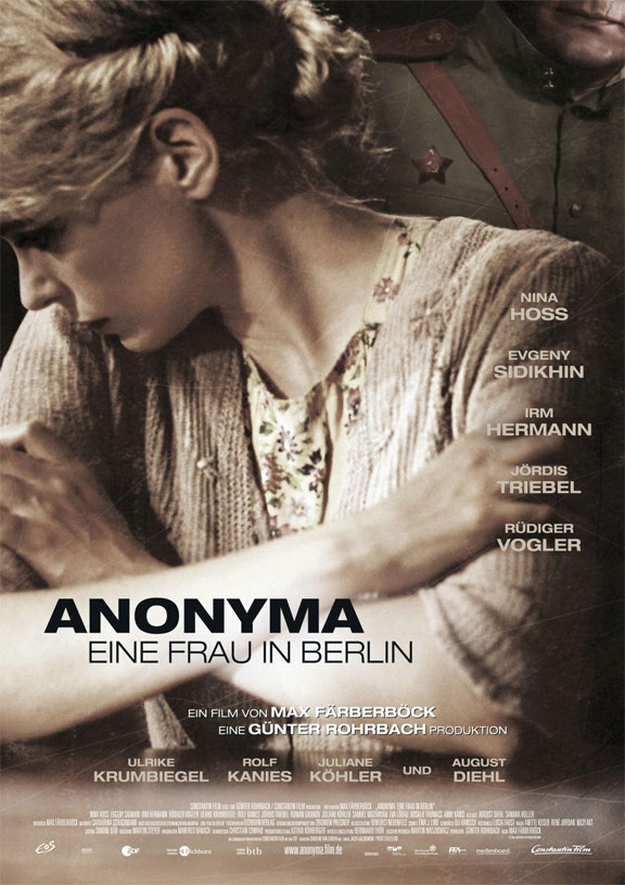 A Woman in Berlin (Anonyma - Eine Frau in Berlin) Poster #2