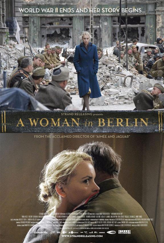 A Woman in Berlin (Anonyma - Eine Frau in Berlin) Poster #1