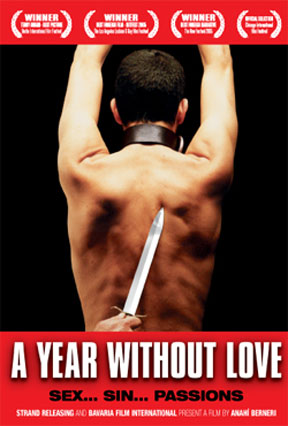 A Year Without Love (Un año sin amor) Poster #1