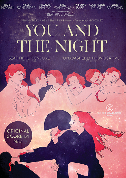 You and the Night Poster #1