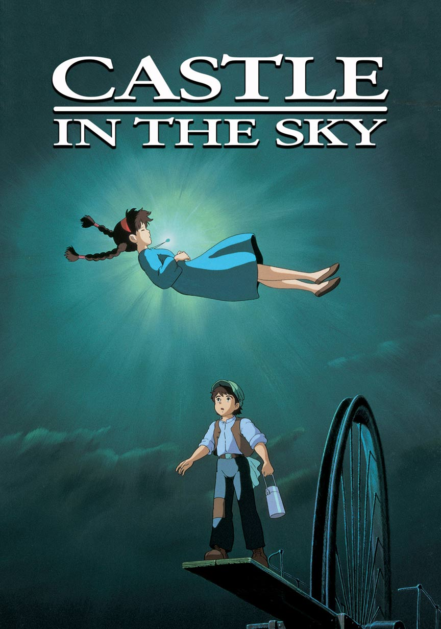 Castle in the Sky Poster #2