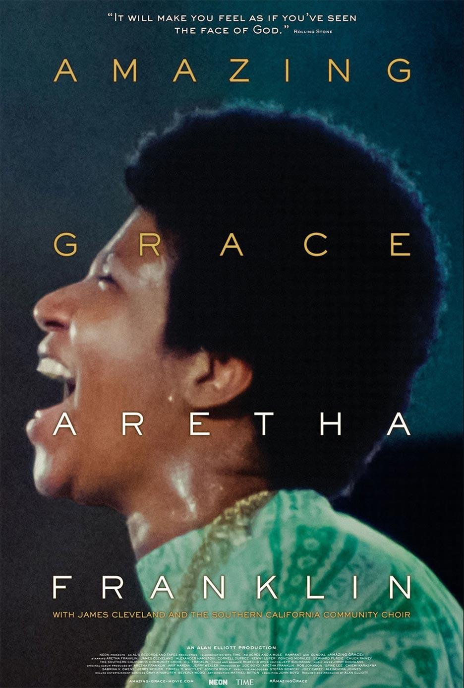 Amazing Grace Poster #1