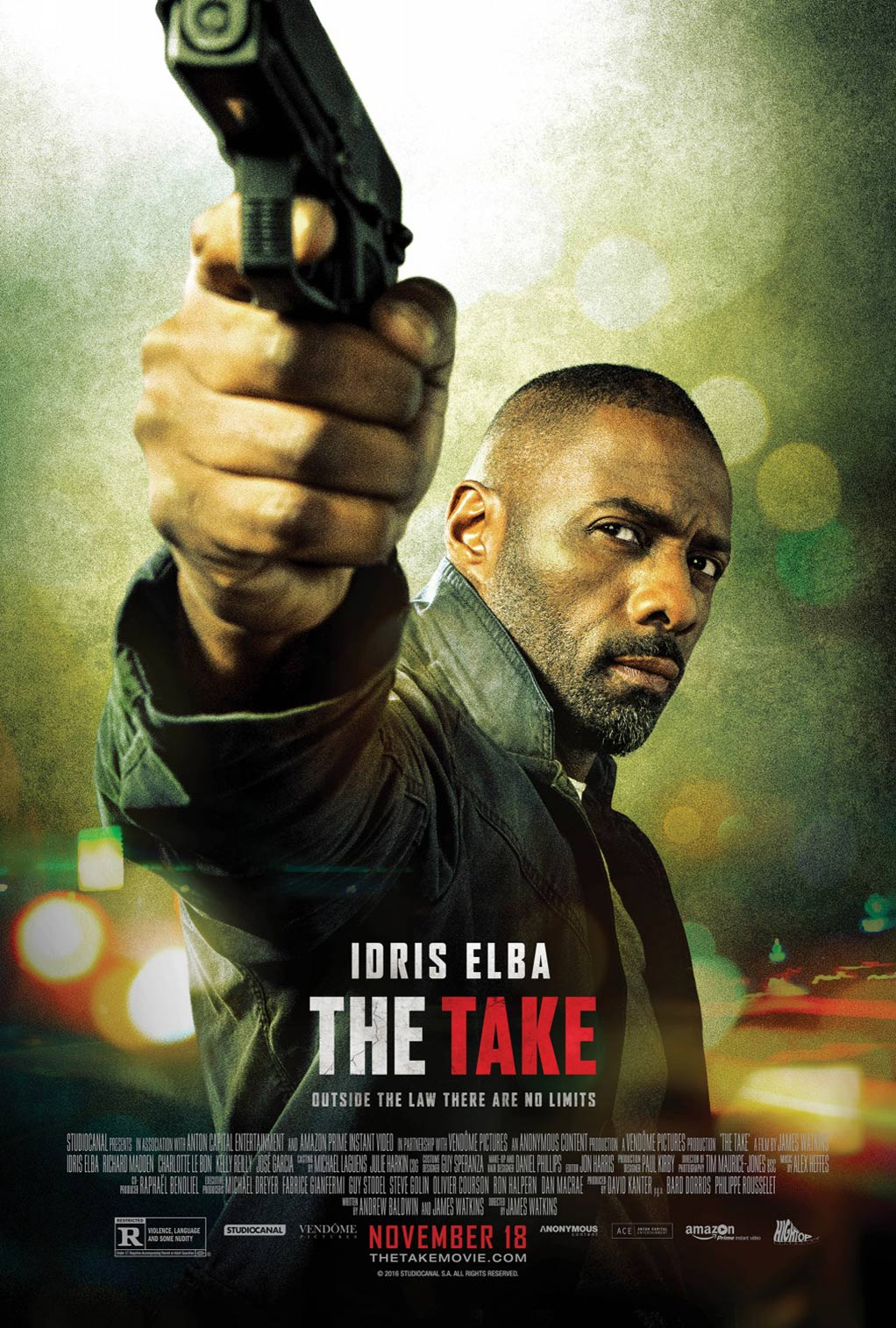 The Take Poster #5