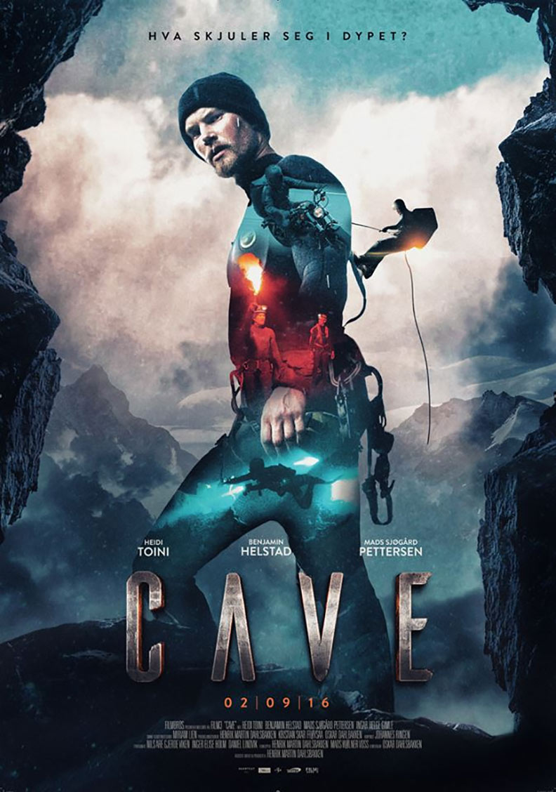 Cave Poster #1