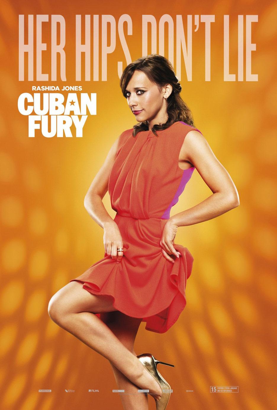 Cuban Fury Poster #10
