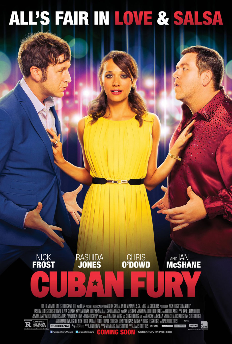 Cuban Fury Poster #11