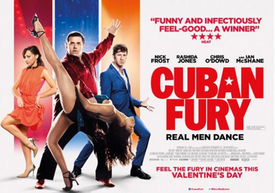 Cuban Fury Poster #2