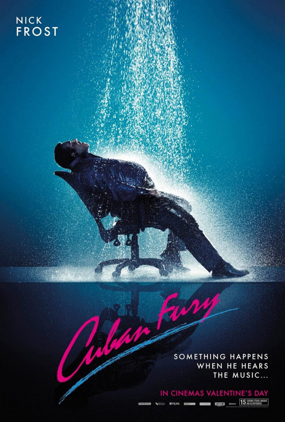 Cuban Fury Poster #3
