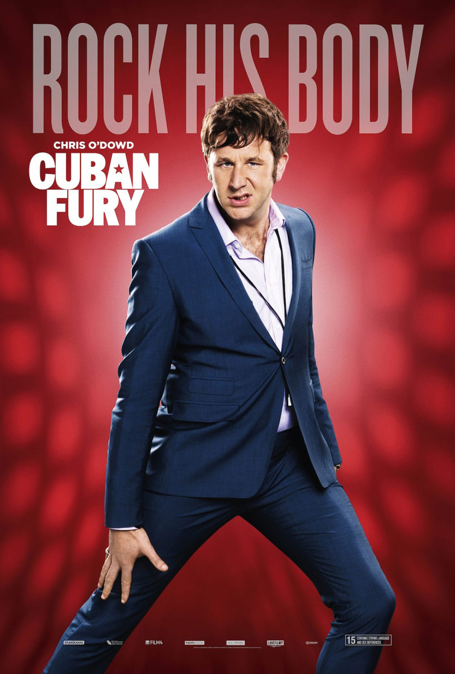 Cuban Fury Poster #5