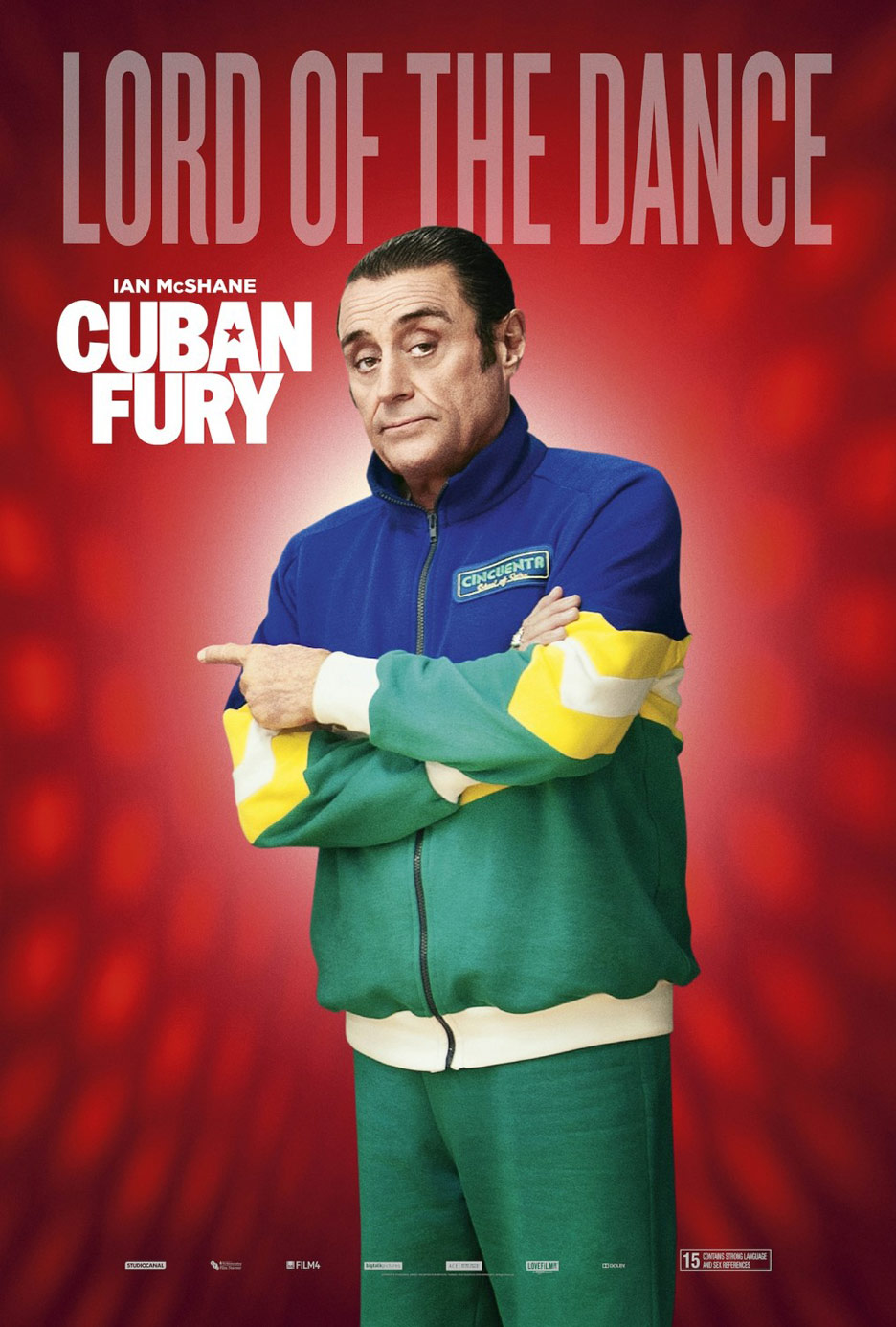 Cuban Fury Poster #6