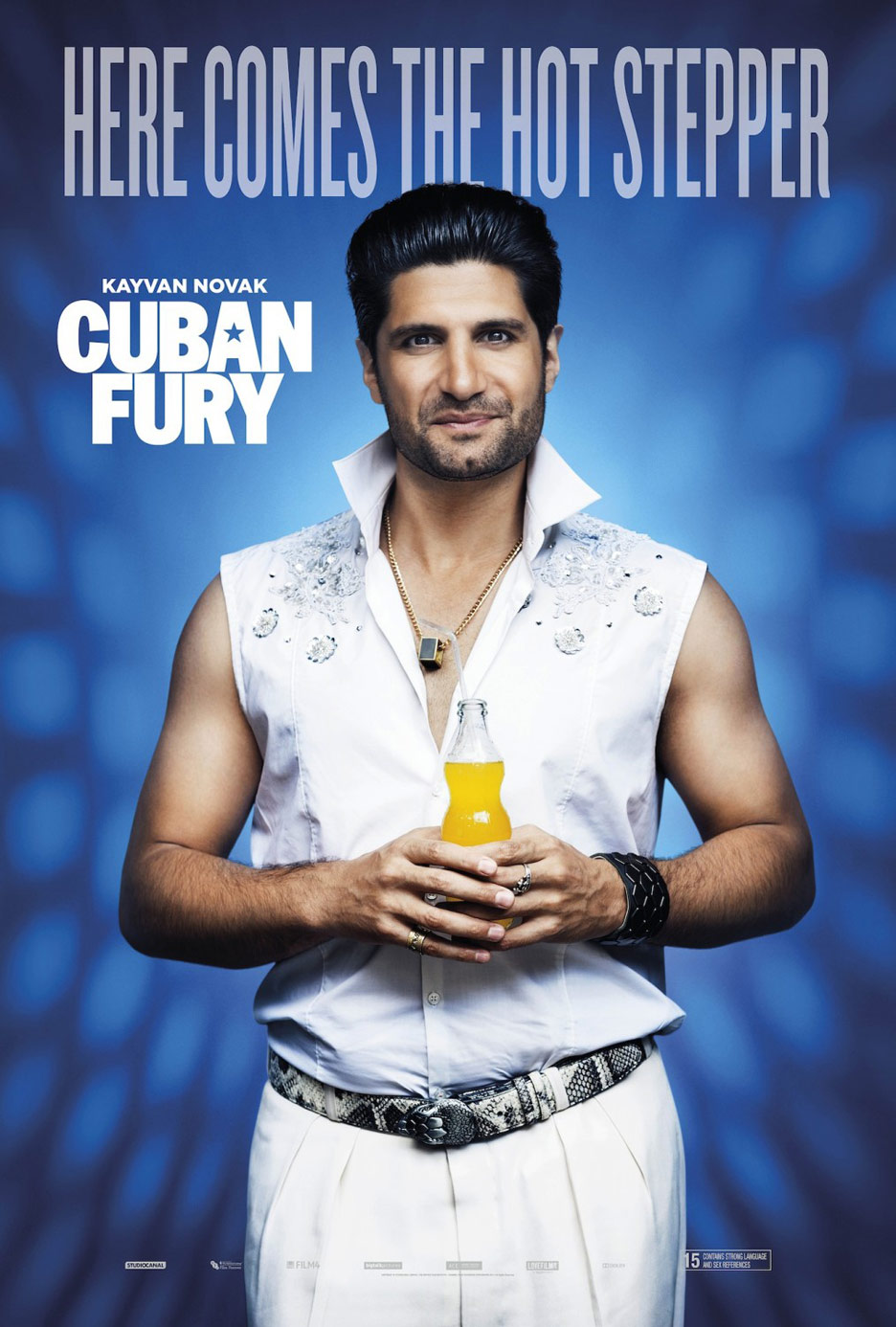 Cuban Fury Poster #7