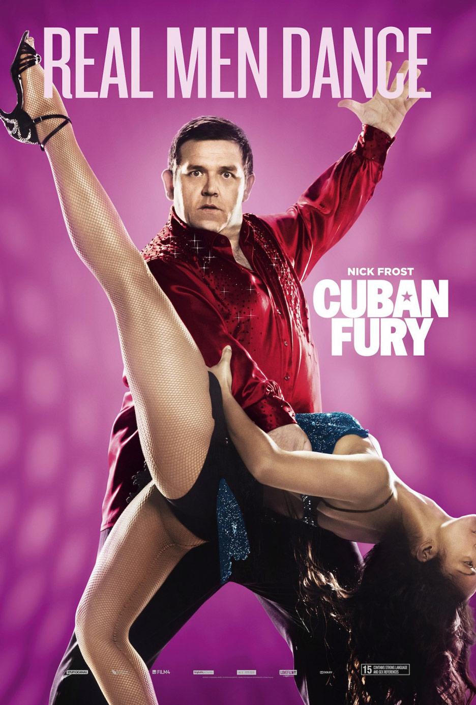 Cuban Fury Poster #8
