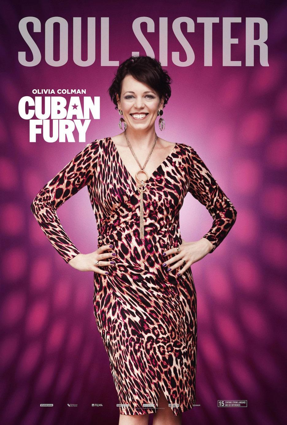 Cuban Fury Poster #9
