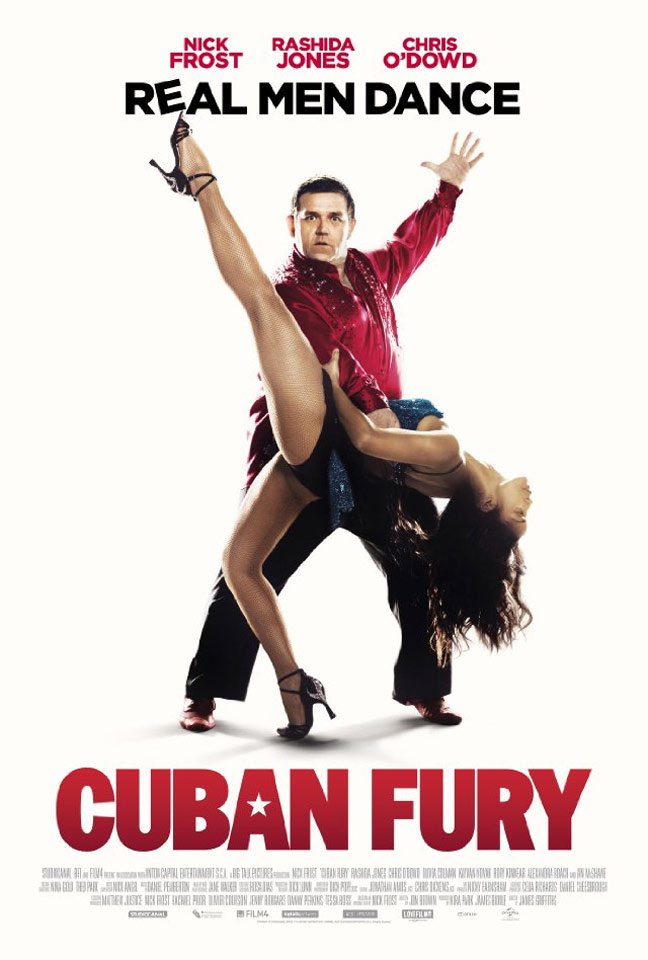Cuban Fury Poster #1