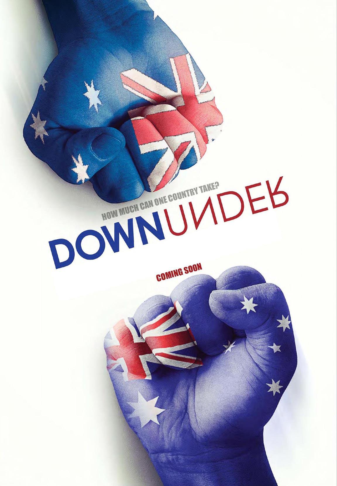Down Under Poster #1
