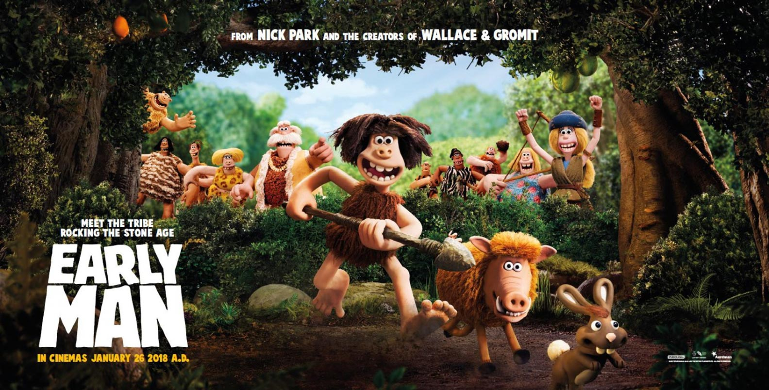 Early Man Poster #11