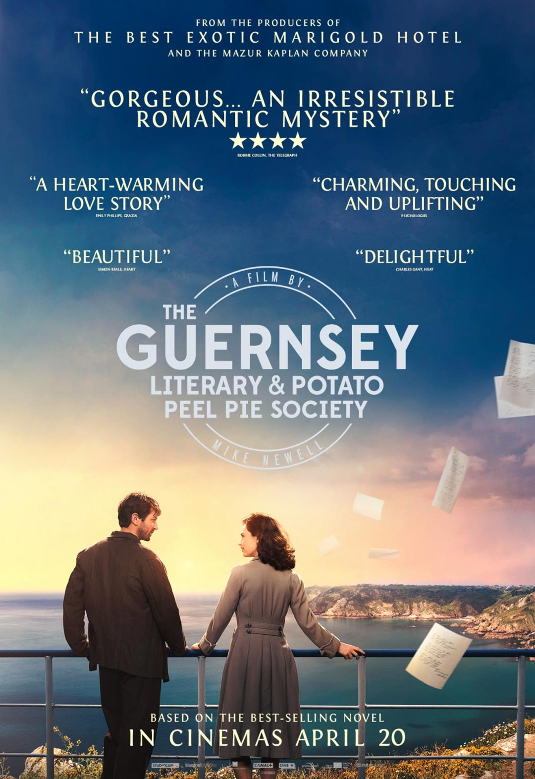Guernsey Poster #1