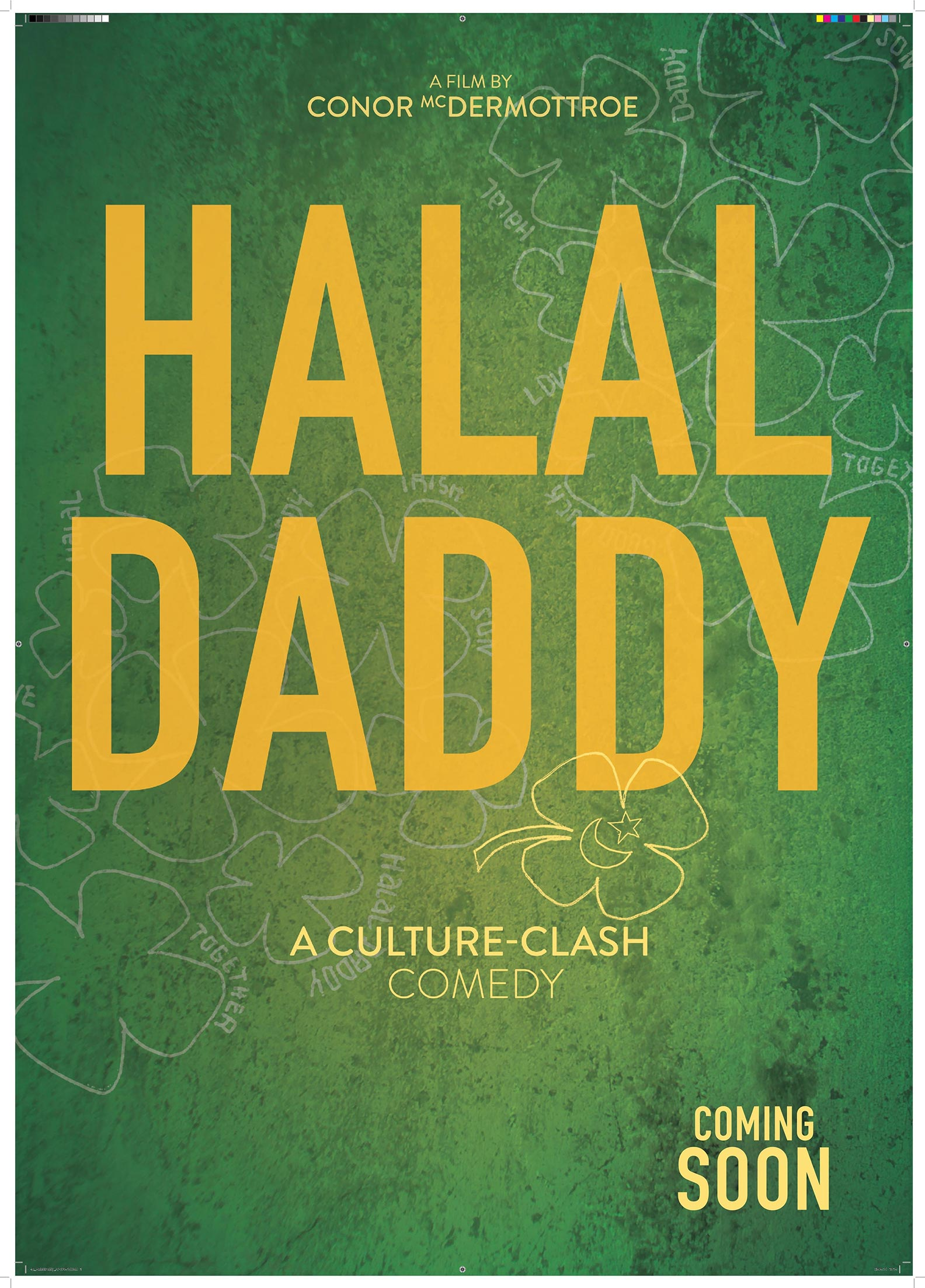 Halal Daddy Poster #1