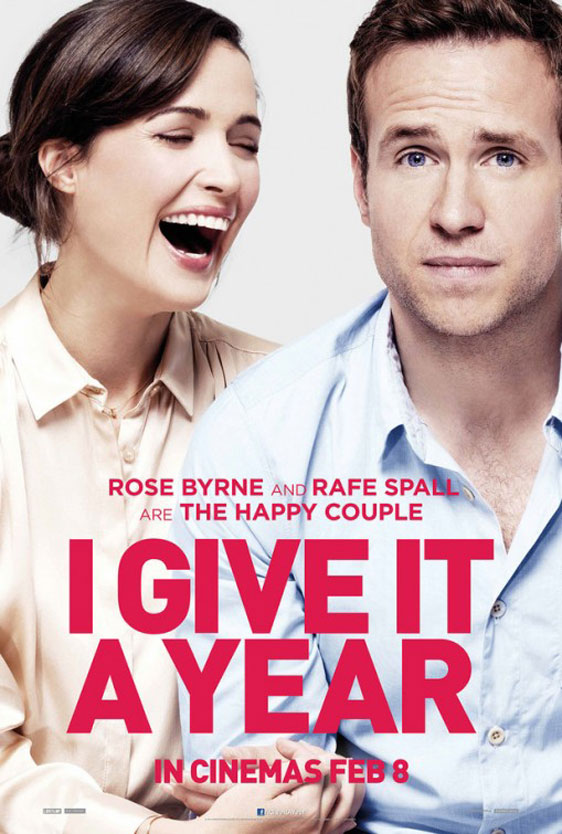 I Give It a Year Poster #8