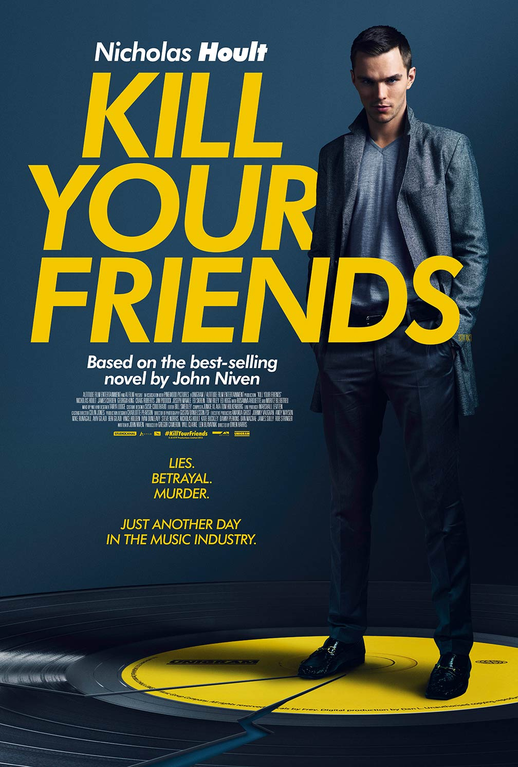 Kill Your Friends Poster #2